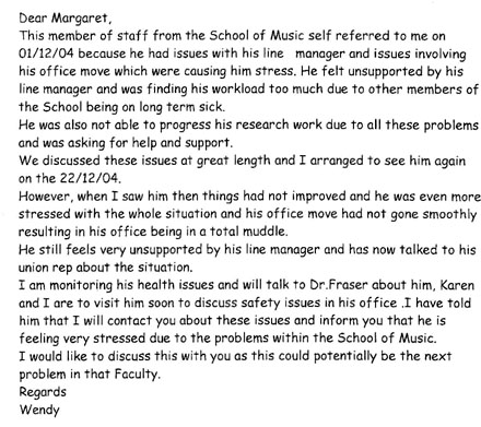 Arguable claim letter example - Sample Letter Asking for a Personal